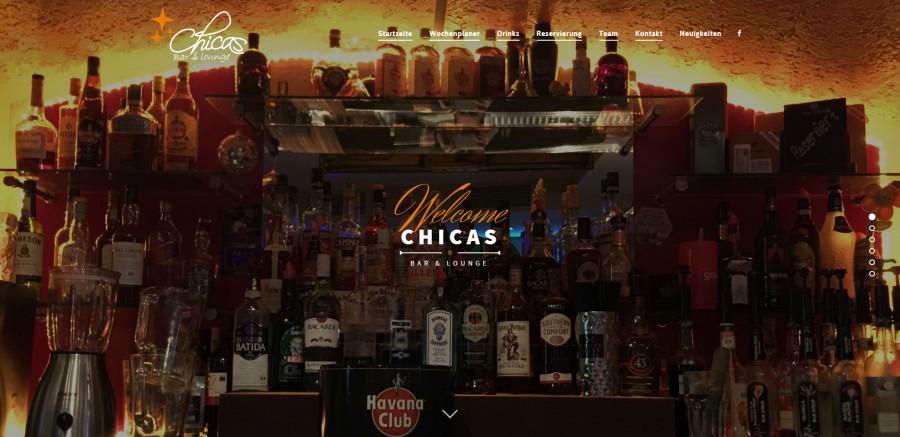 Chicas Bar & Lounge erstrahlt im neuen Glanz